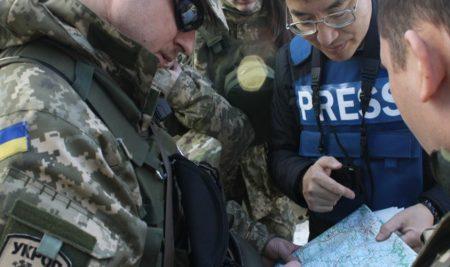 Журналістика і війна