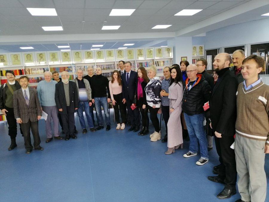 День українськомовної преси — 2019